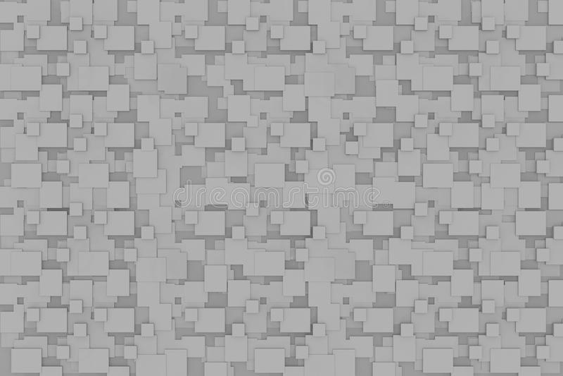 Download Grey background stock illustration. Image of monochromatic - 24700162