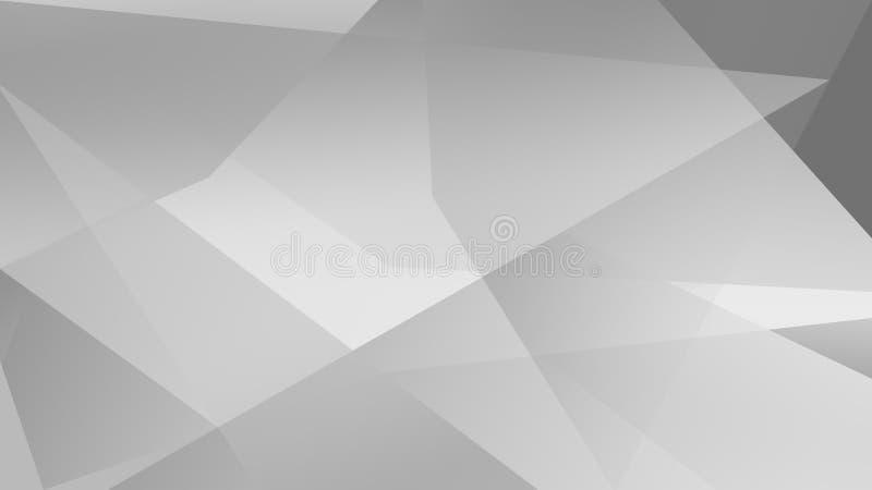 Grey Background, carta da parati mobile, contesto variopinto, carta da parati, fondo mobile del carbone, presentazione illustrazione vettoriale