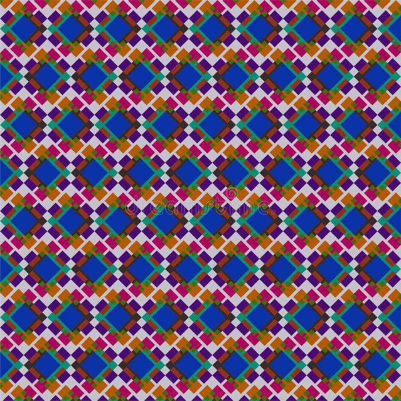 Grey Background Design Colorful Wallpaper ilustração do vetor