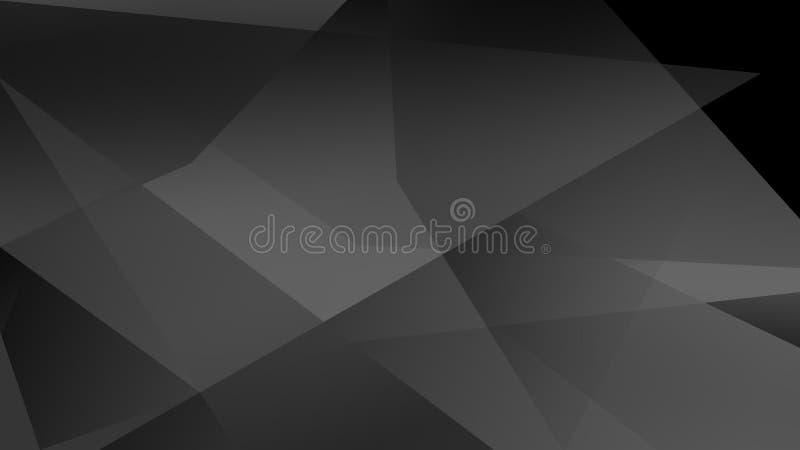 Grey Background escuro, papel de parede móvel, contexto colorido, papel de parede, fundo móvel do carvão vegetal, apresentação ilustração do vetor