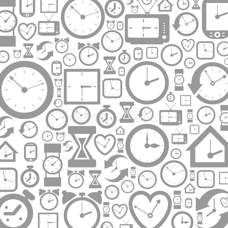 Hour Background2 Stock Image