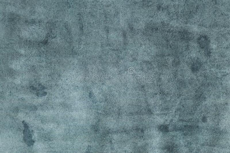 Grey blue green watercolor texture or background in abstract simple style stock photos
