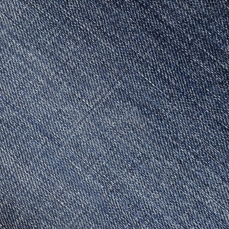 The grey blue jeans texture stock images