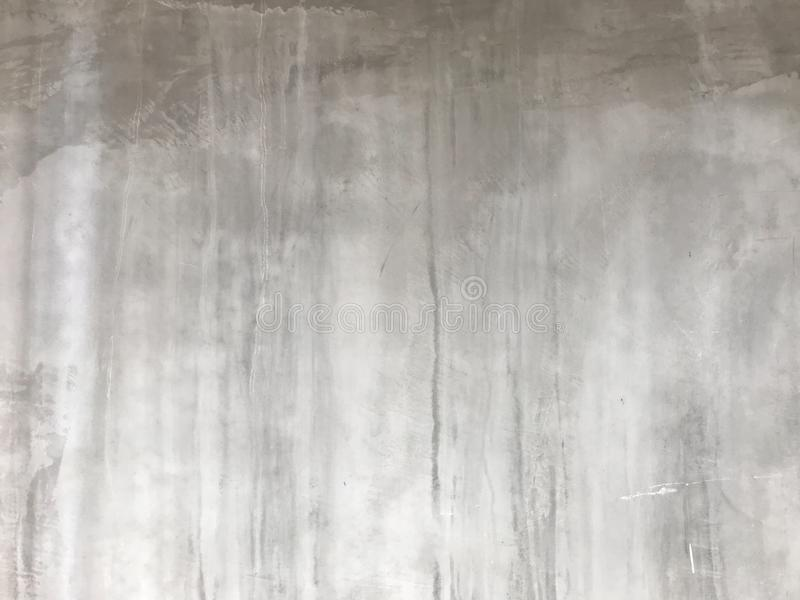 Grey cement floor with cracked and lines surface. Using for background stock photo