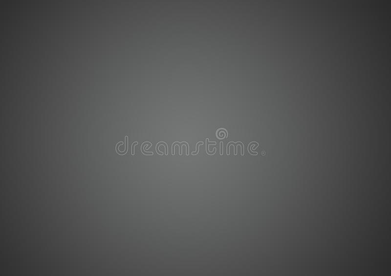 Grey chalkboard background with gradient. For wallpaper use with text or images royalty free stock photos