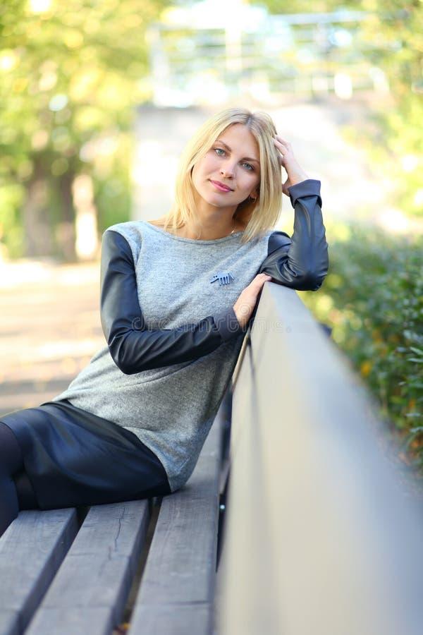 Grey clothing royalty free stock photography