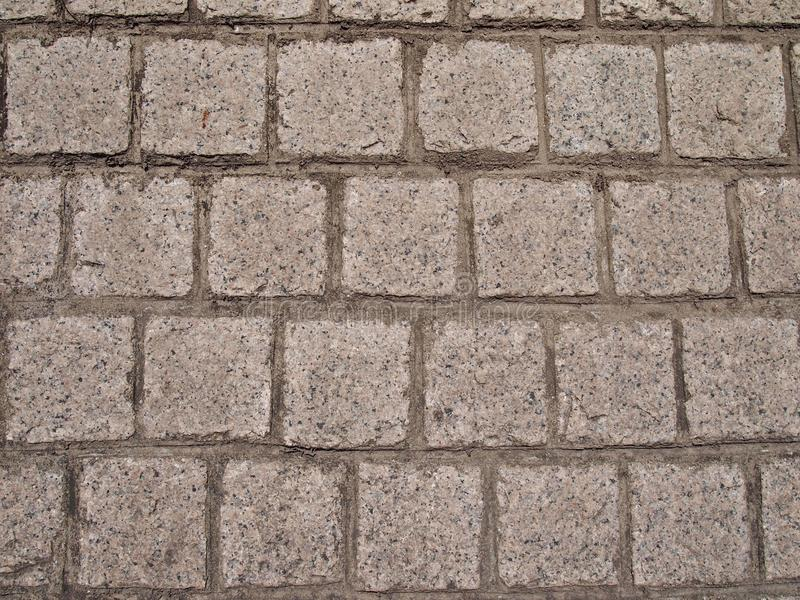 Download Grey Coloured Square Shaped Stone Bricks Stock Photography - Image: 18577952