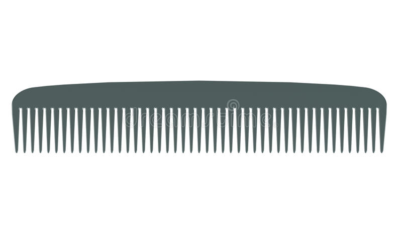 Download Grey Comb Stock Photo - Image: 23908160