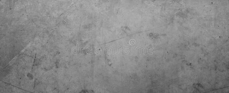 Grey concrete wall royalty free stock photos