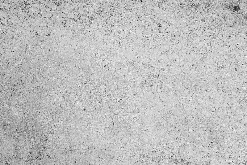 Grey concrete wall texture royalty free stock photography