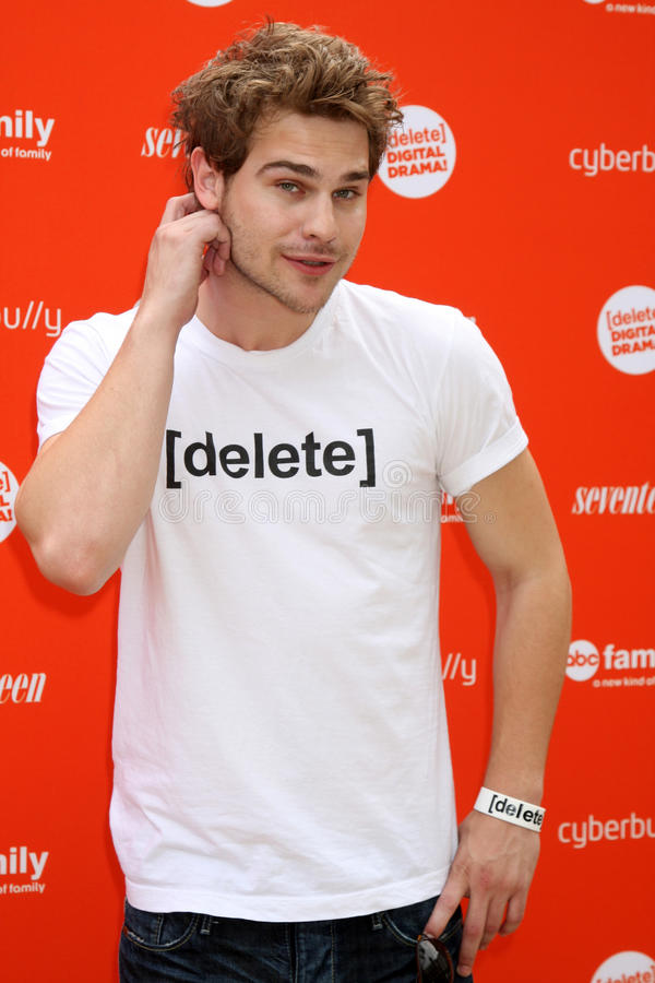 Download Grey Damon editorial stock photo. Image of delete, glendale - 23928088
