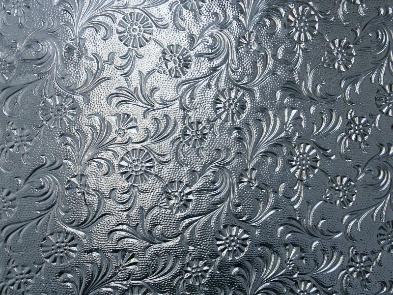 Grey di vetro dell'annata immagini stock libere da diritti