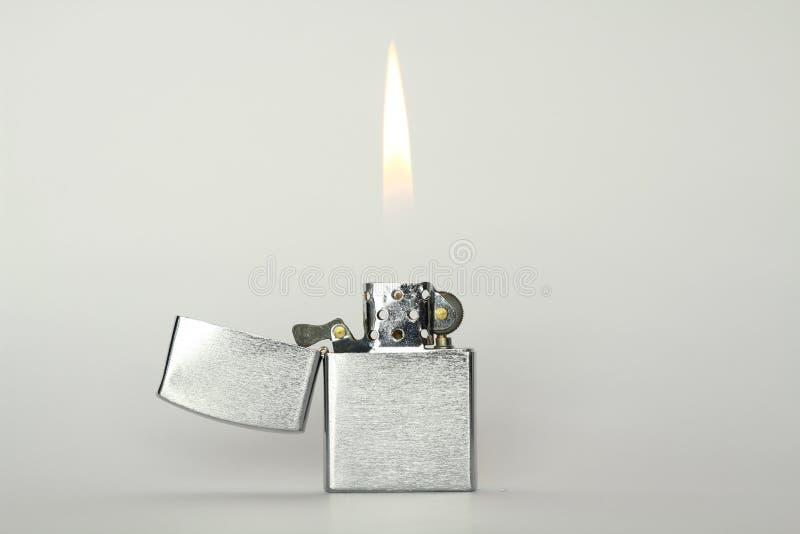 Grey Flip Top Lighter Free Public Domain Cc0 Image