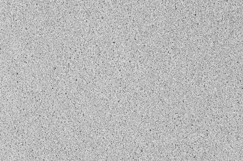 Grey foamed rubber. Close up as background stock photography