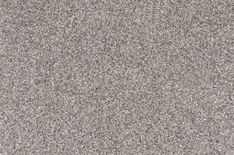 Grey foamed rubber. Close up as background royalty free stock image