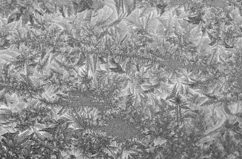 Grey Frosted Window imagenes de archivo