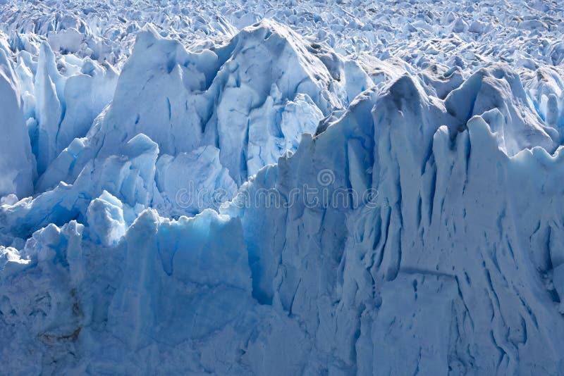 Grey Glacier - Patagonia In Chile Stock Photo