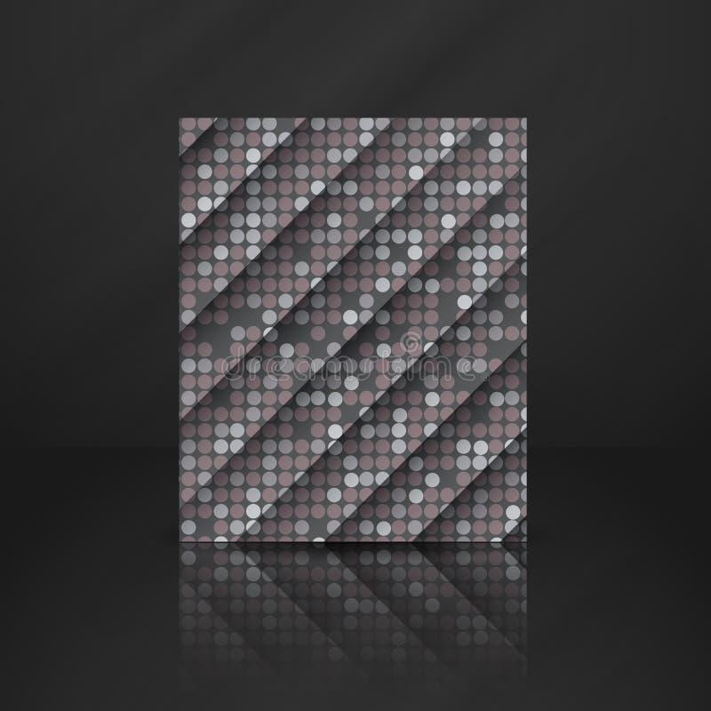 Download Grey Gquare Tiles Pattern Inconsútil Ilustración del Vector - Ilustración de pixel, mosaico: 42430179