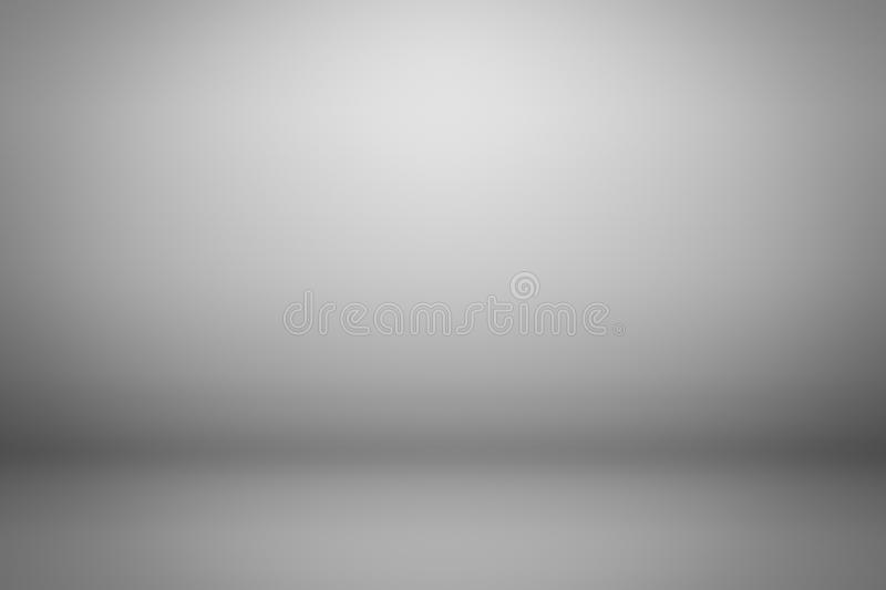 Grey gradient backdrops. Display product background. Texture royalty free stock images