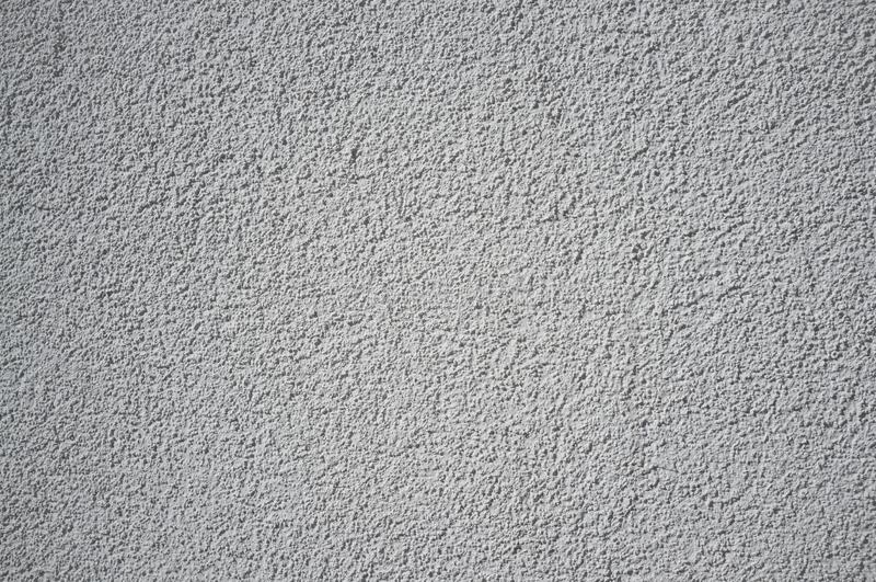 Grey Grainy Wall Texture royalty-vrije stock fotografie