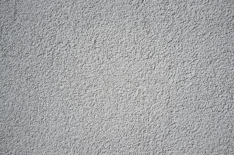 Grey Grainy Wall Texture fotografie stock