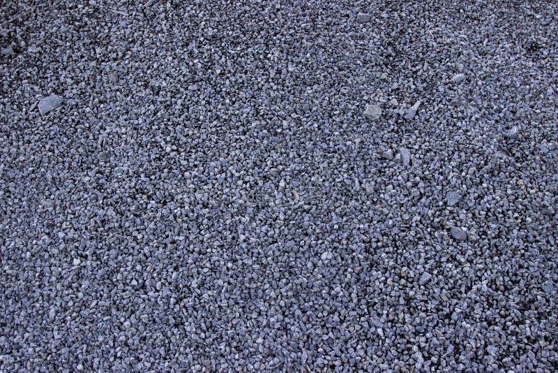Grey Granite Stone esmagado, pode usar-se para o fundo fotos de stock royalty free