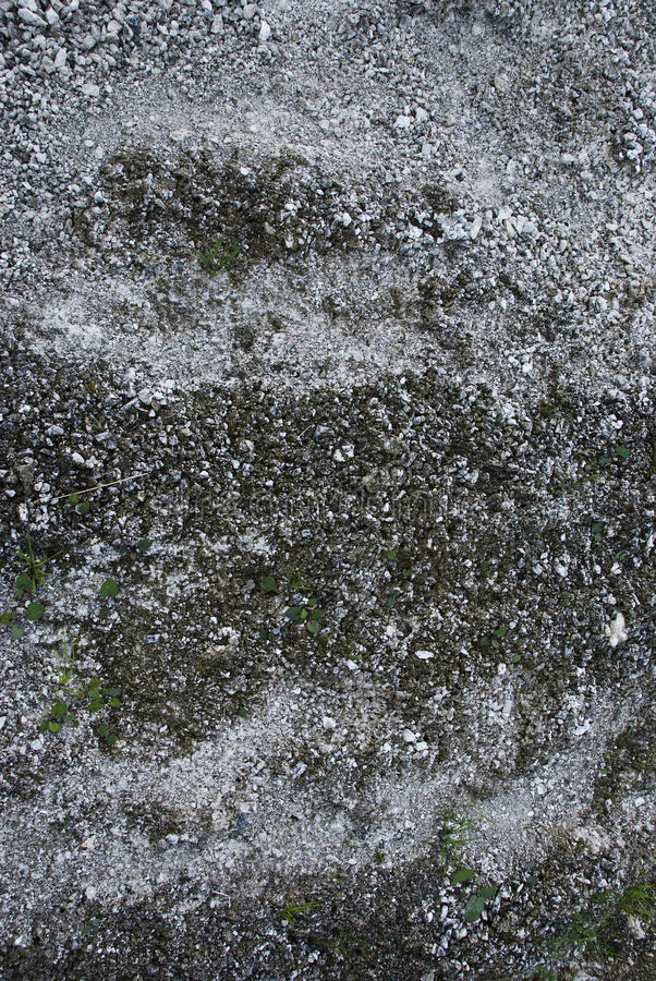 Download Grey Ground Texture With Stones And Sand Stock Image - Image: 11146937