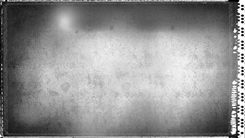 Grey Grunge Background Texture Image escuro ilustração stock