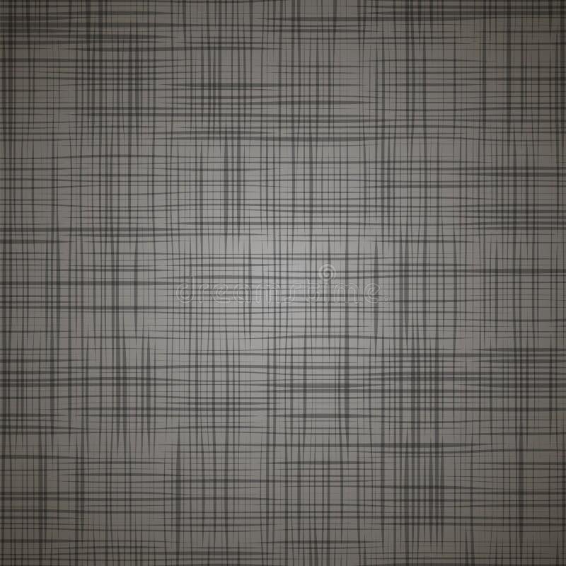 Grey Grunge Metal Texture De achtergrond van het ijzer stock illustratie