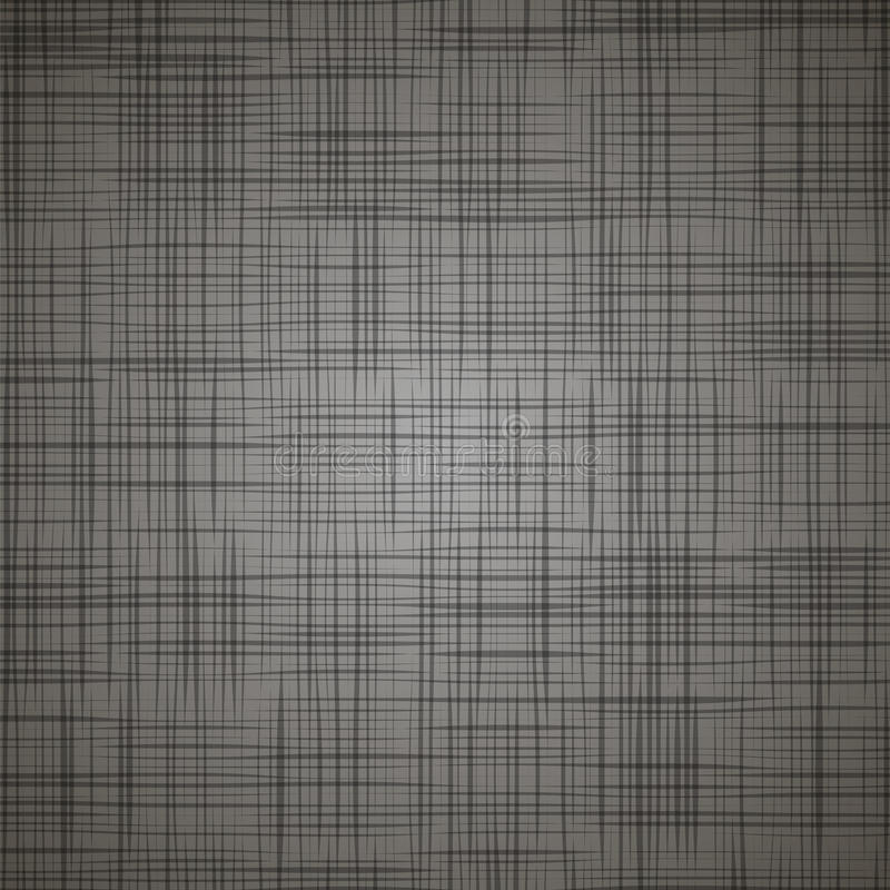 Grey Grunge Metal Texture Fundo do ferro ilustração stock