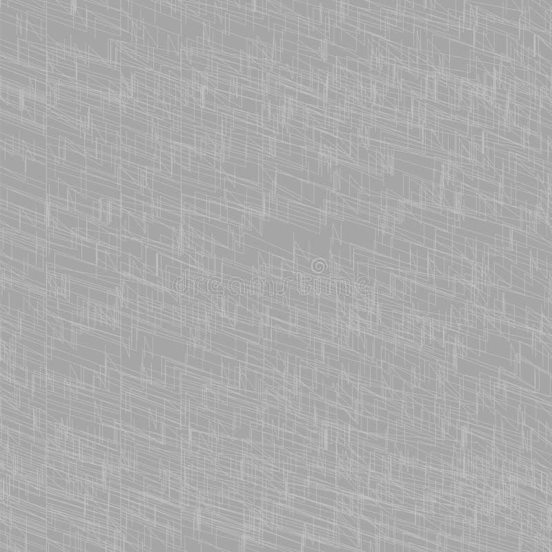 Grey Grunge Paper Background illustration stock