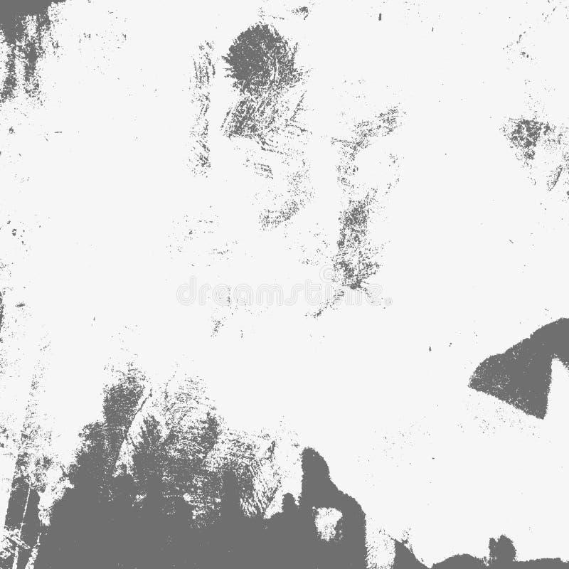 Grey Grunge Texture stock de ilustración