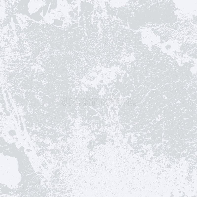 Grey Grunge Texture ilustração stock