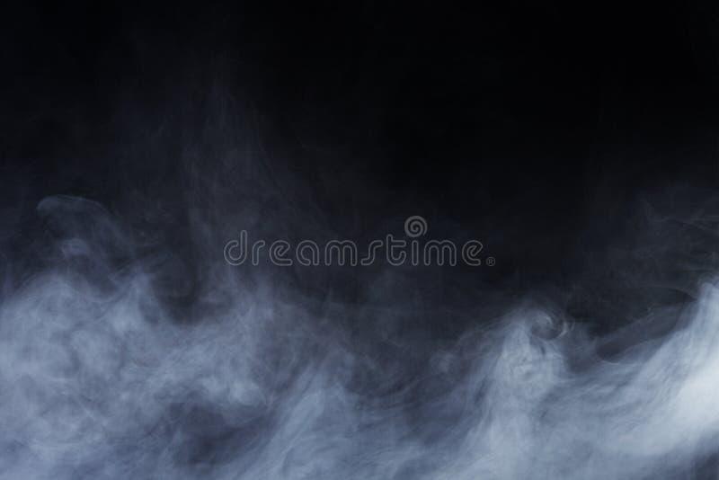 Grey Hazy Smoke royalty free stock image