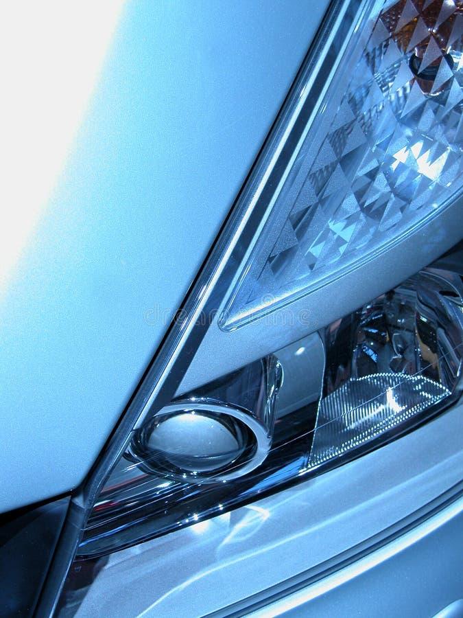 Download Grey headlight stock image. Image of shiny, shines, head - 1813
