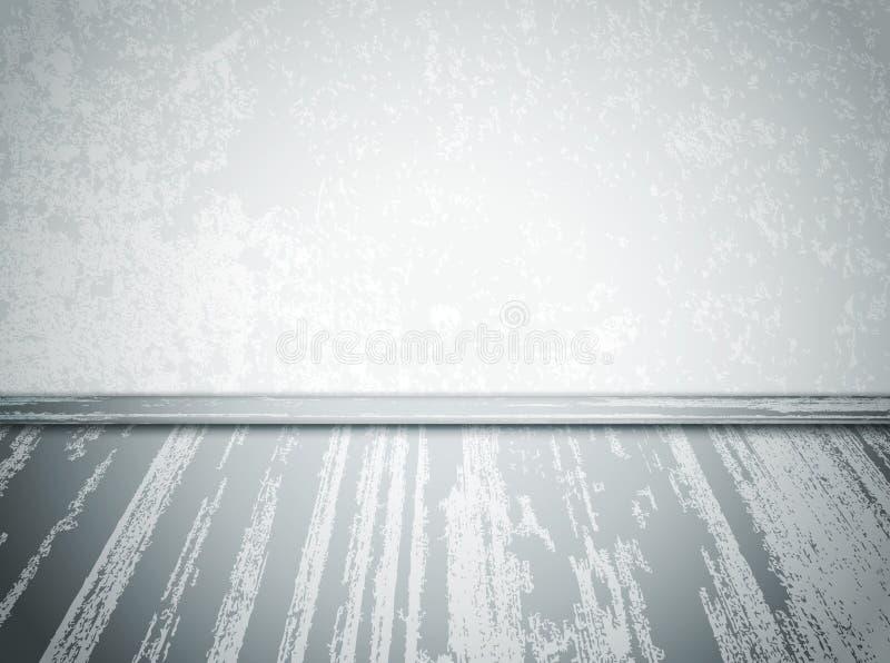 Grey Interior Royalty Free Stock Image