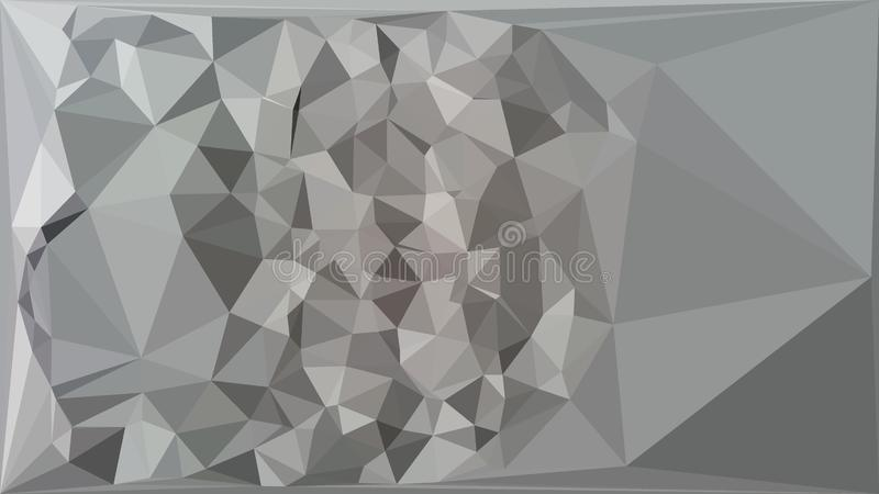 Grey Knitting Wool Closeup Abstract Background royalty free illustration