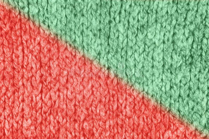 Grey Knitwear Fabric Texture fotografía de archivo libre de regalías