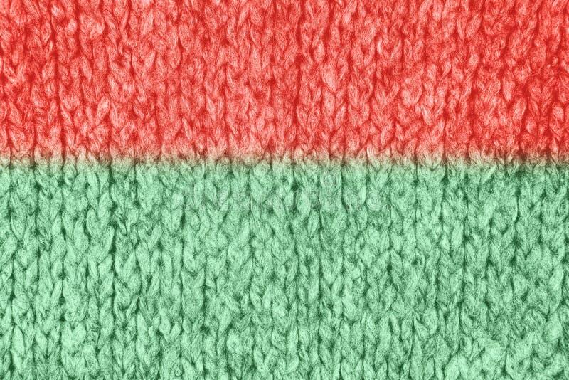 Grey Knitwear Fabric Texture foto de archivo