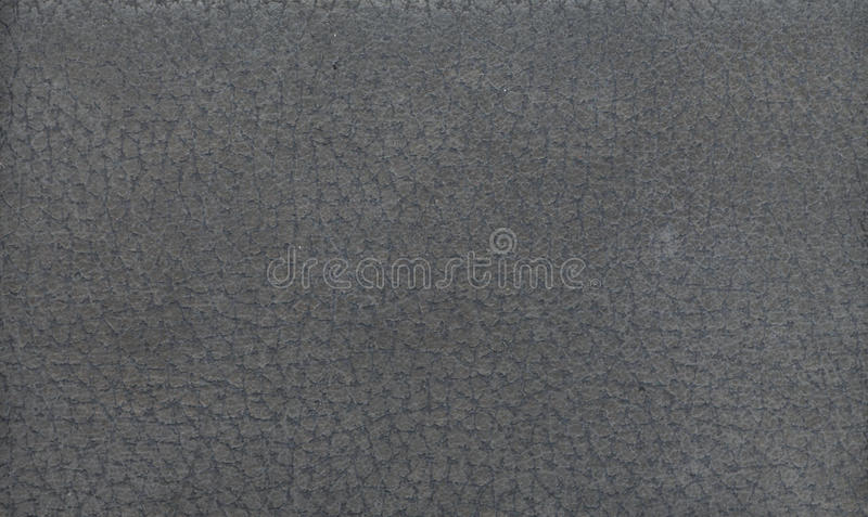 Grey leather background texture stock photography