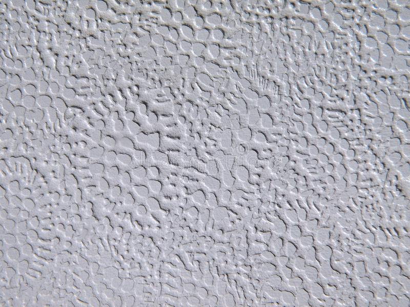 Grey leather surface texture royalty free stock images