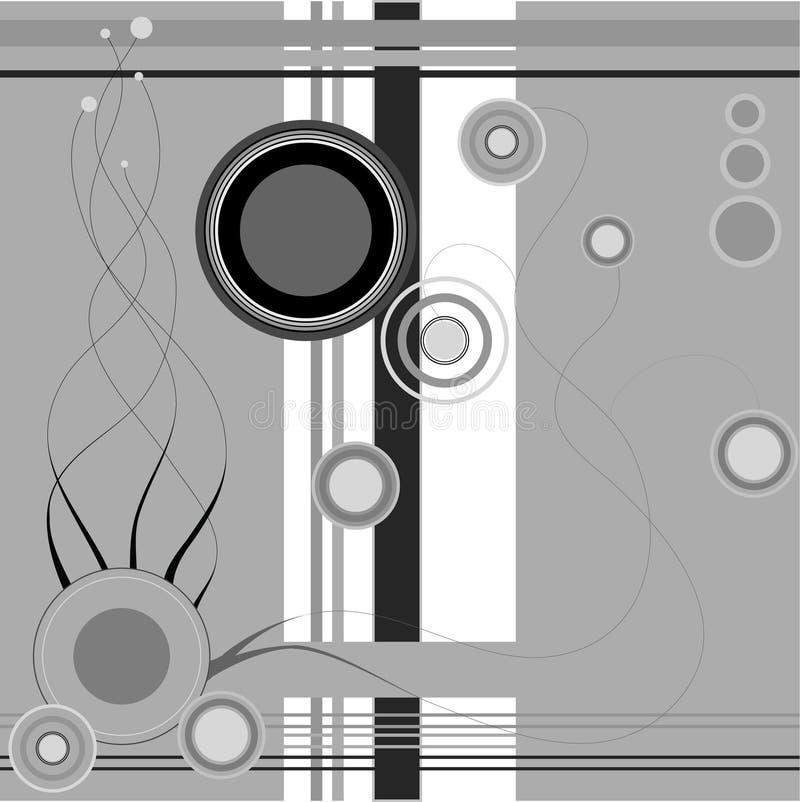 grey line διανυσματική απεικόνιση