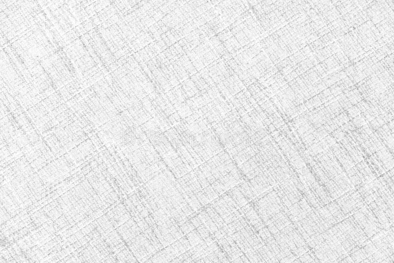 Grey Linen Canvas Teste padrão diagonal Copie o espaço A imagem de fundo, textura fotografia de stock royalty free