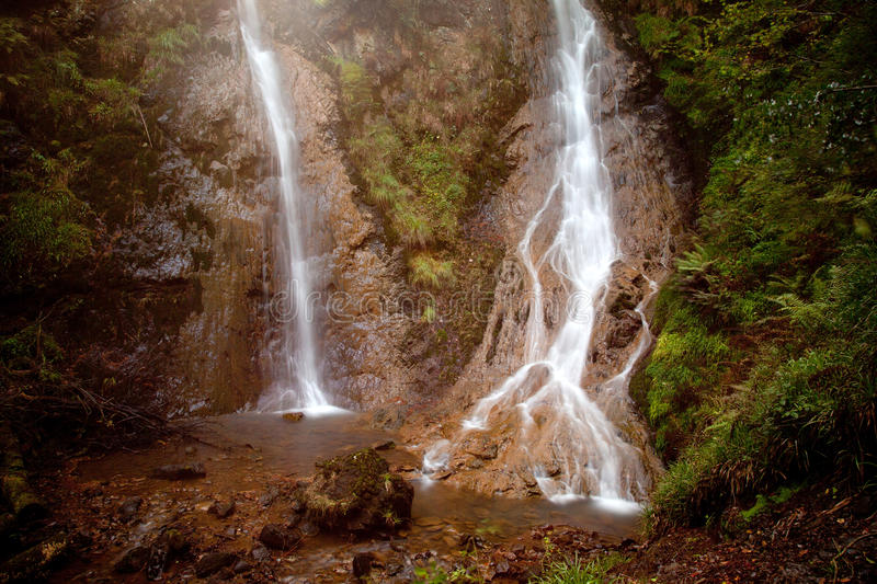 Download Grey Mare's Tail stock photo. Image of welsh, hills, national - 21621376