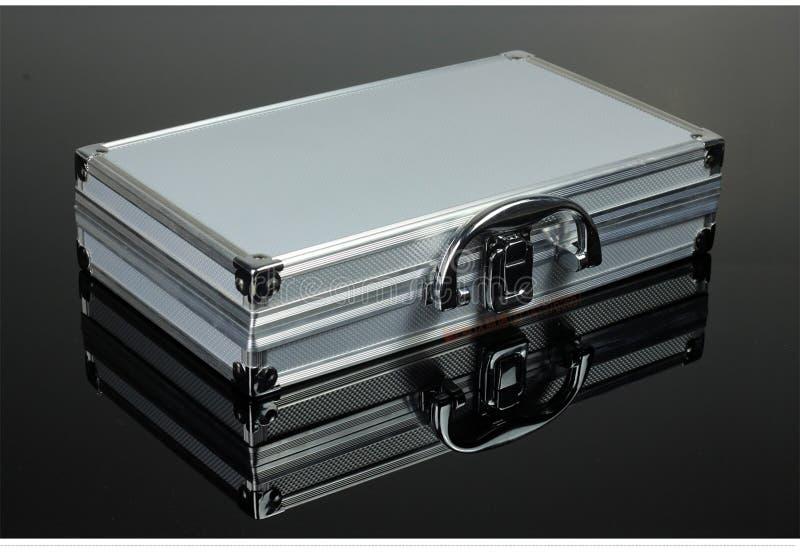 Grey Metal Briefcase Free Public Domain Cc0 Image