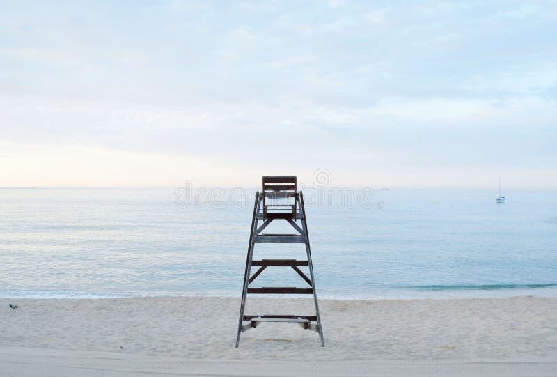 Grey Metal Step Ladder Near Beach During Daytime Free Public Domain Cc0 Image