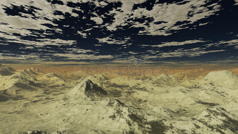 Grey Mountains 3 fotografia de stock royalty free