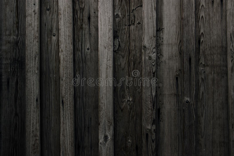 Grey Old Log Cabin Wall Texture. Wood texture. black Rustic House Log Wall. Horizontal Timbered Background. Grey Old Log Cabin Wall Texture. black Rustic House royalty free stock photo