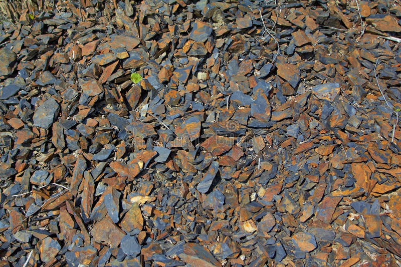 Download Grey With Orange Small Rocks Texture, Background. Summer. Susuman. Kolyma Stock Image - Image: 63323353