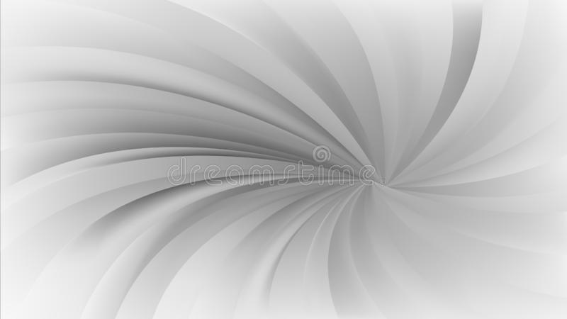 Grey Radial Spiral Rays background Graphic. Beautiful elegant Illustration graphic art design vector illustration